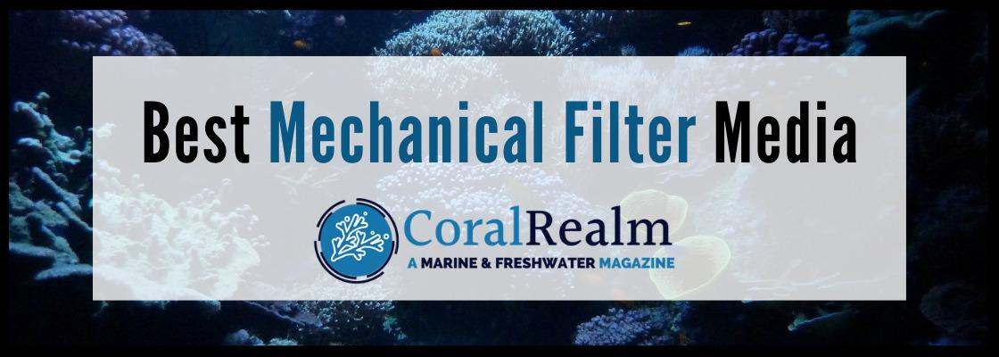 Best Mechanical Filter Media